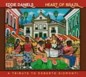 DANIELS EDDIE  - CD HEART OF BRAZIL