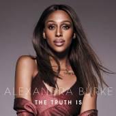 BURKE ALEXANDRA  - CD TRUTH IS