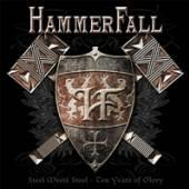 HAMMERFALL  - 2xCD STEEL MEETS STEEL - TEN YEA