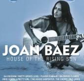 BAEZ JOAN  - CD HOUSE OF THE RISING SUN