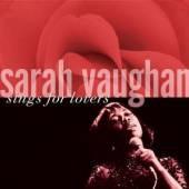 VAUGHAN SARAH  - CD SARAH VAUGHAN PLAYS FOR LOVERS