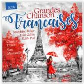 VARIOUS  - 2xCD GRANDES CHANSON..