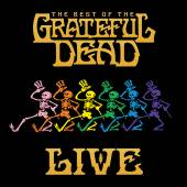 GRATEFUL DEAD  - 2xCD THE BEST OF GRATEFUL DEAD LIVE
