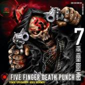 FIVE FINGER DEATH PUNCH  - VINYL AND JUSTICE FOR NONE [VINYL]