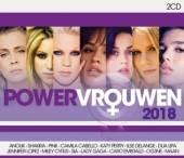 VARIOUS  - 2xCD POWERVROUWEN 2018
