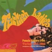 VARIOUS  - CD TURKISH LADIES