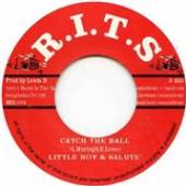 LITTLE ROY & SALUTE  - SI CATCH THE BALL /7