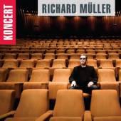 MULLER RICHARD  - CD KONCERT