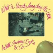 ASHTON GARDNER DYKE & CO  - CD WHAT A BLOODY LONG DAY IT`S BEEN