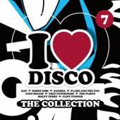 VARIOUS  - 2xCD I LOVE DISCO COLLECTION VOL.7