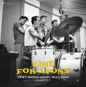 BAKER CHET & GERRY MULLI  - VINYL LINE FOR LYONS -HQ- [VINYL]