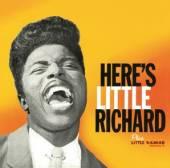 LITTLE RICHARD  - CD HERE'S LITTLE RICHARD/..