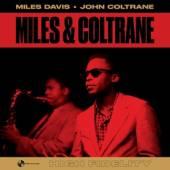 DAVIS MILES/JOHN COLTRANE  - VINYL MILES & COLTRANE -HQ/LTD- [VINYL]