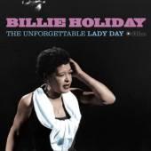 HOLIDAY BILLIE  - VINYL UNFORGETTABLE LADY DAY [VINYL]