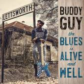 GUY B.  - CD THE BLUES IS ALIVE AND WELL