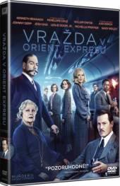FILM  - DVD VRAZDA V ORIENT EXPRESU (2017) DVD