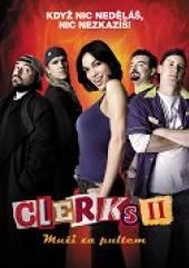 FILM  - DVP FILM CLERKS II. - MUZI ZA PULTEM