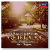 NAGANO KENT  - CD BERSTEIN A QUITE PLACE