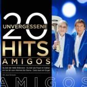 AMIGOS  - CD 20 UNVERGESSENE HITS