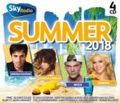 VARIOUS  - 4xCD SKY RADIO SUMMER 2018