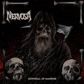 NERVOSA  - CD DOWNFALL OF MANKIND LIMITED EDITION