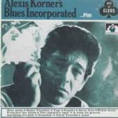 KORNER ALEXIS -BLUES INC  - VINYL ALEXIS KORNER'S.. -HQ- [VINYL]