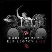 CARL PALMER'S ELP LEGACY  - 2xCD LIVE (CD + DVD)