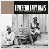 DAVIS REVEREND GARY  - CD SAY NO TO THE DEVIL