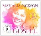 JACKSON MAHALIA  - CD GREATEST GOSPEL