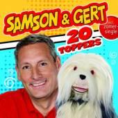 SAMSON & GERT  - CD 20 TOPPERS