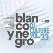 VARIOUS  - 2xCD BLANCO Y NEGRO DJ CULTURE 33
