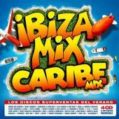 VARIOUS  - 4xCD IBIZA MIX + CARIBE MIX..
