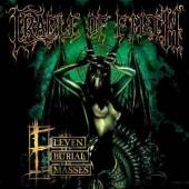 CRADLE OF FILTH  - CD ELEVEN BURIAL MASSES
