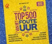VARIOUS  - 6xCD QMUSIC TOP 500 VAN HET..