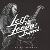 LEEUW LEIF DE -BAND-  - CD LIVE IN CONCERT