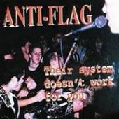ANTI-FLAG  - CD THEIR SYSTEM DOESN'T..