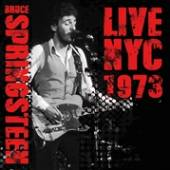 BRUCE SPRINGSTEEN  - CD LIVE NYC 1973