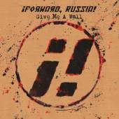 FORWARD RUSSIA  - CD GIVE ME A WALL