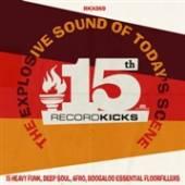 VARIOUS  - CD RECORD KICKS 15TH
