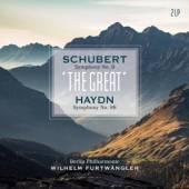 SCHUBERT/HAYDN  - 2xVINYL SYMPHONY NO...