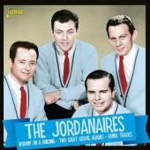 JORDANAIRES  - CD WORKIN' ON A BUILDING