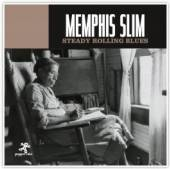 SLIM MEMPHIS  - CD STEADY ROLLING BLUES