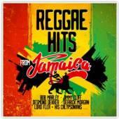 MARLEY B./CLIFF J./DEKKER D  - CD REGGAE HITS FROM JAMAICA