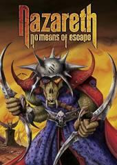 NAZARETH  - DVD NO MEANS OF ESCAPE -LIVE-