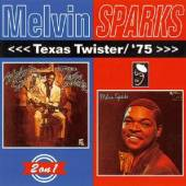 MELVIN SPARKS  - CD TEXAS TWISTER/'75