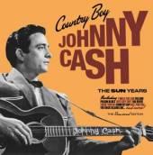 CASH JOHNNY  - CD COUNTRY BOY - THE SUN..