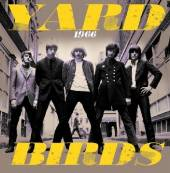 YARDBIRDS  - VINYL 1966: LIVE & R..