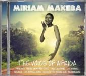 MAKEBA MIRIAM  - CD VOICE OF AFRICA-MIRIAM MA