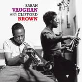 VAUGHAN SARAH / BROWN CLIFFORD  - CD WITH CLIFFORD BRO..