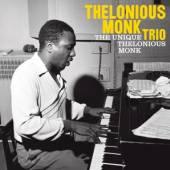 THELONIOUS MONK TRIO  - CD UNIQUE THELONIOUS MONK